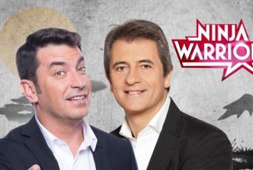 Manolo Lama, fichaje sorpresa de Antena 3 para presentar 'Ninja Warrior' con Arturo Valls