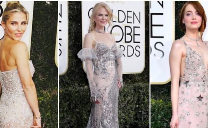 GALERÍA| Descubre las mejor y peor vestidas de la alfombra roja de los Globos de Oro