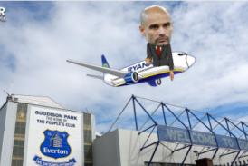 Ryanair se 'burla' de las derrotas de Guardiola