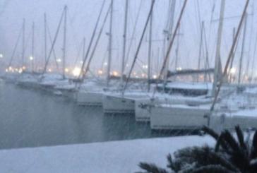 #OlaDeFrío| Cierran al tráfico marítimo los puertos de Valencia, Denia y Sagunto