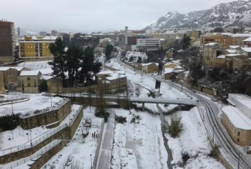 #OlaDeFrío| Más de 63.000 alumnos de 61 municipios, sin clase por la nieve y el temporal