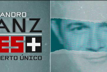 Alejandro Sanz hará un concierto único de su disco de referencia #MASesMAS