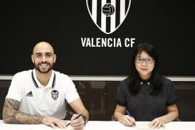 VÍDEO| Así es Zaza, el nuevo jugador del Valencia CF
