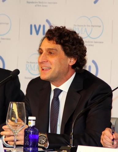 Profesor José Remohí. Foto: Official Press