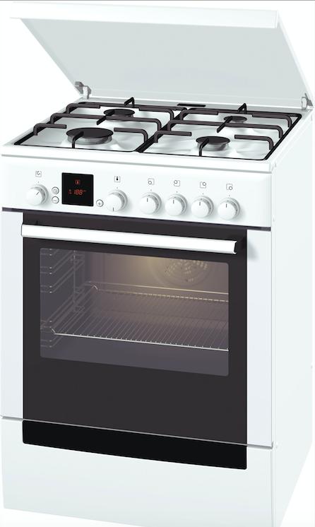 Una de los modelos de cocinas de gas afectadas.