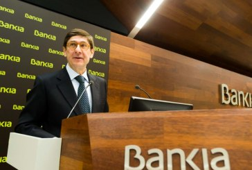 Bankia logra el mejor resultado de su historia con un beneficio de 304 millones en el primer trimestre de 2017