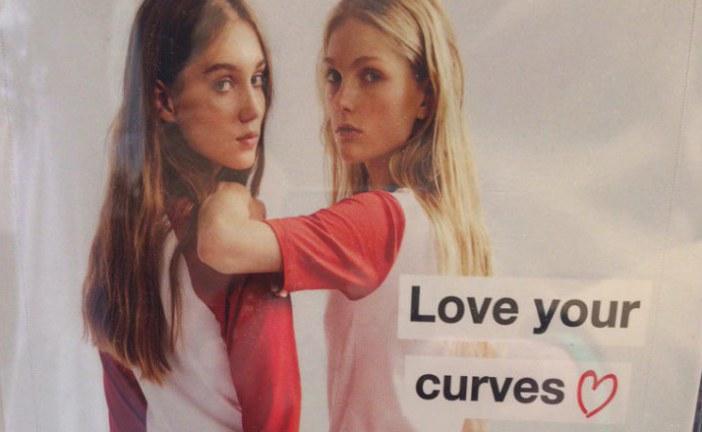 A Zara le llueven las críticas por la extrema delgadez de las modelos de su campaña 'Love your curves'