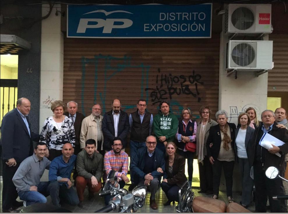 pintada, PP, Valencia
