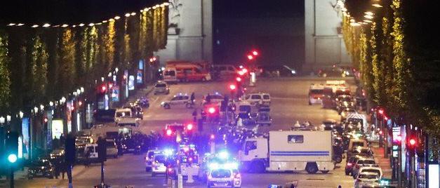 Se entrega en Amberes el segundo sospechoso del atentado de París