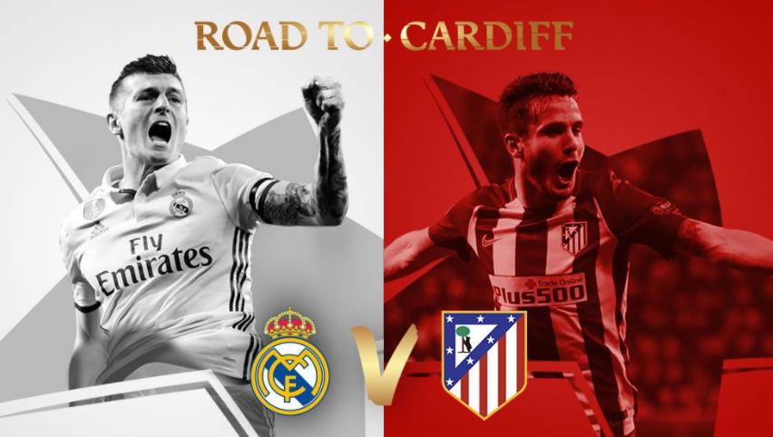 Real Madrid-Atlético, el derbi se repite en las semifinales de la Champions League