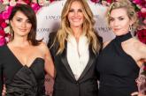 VÍDEO| Penélope Cruz enciende las redes con un vídeo cantando con Julia Roberts y Kate Winslet