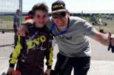 El conmovedor mensaje del padre del niño que murió en el circuito Fernando Alonso