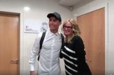 VÍDEO| La emoción de Julia Roberts al asistir al Bernabéu y conocer a Cristiano Ronaldo