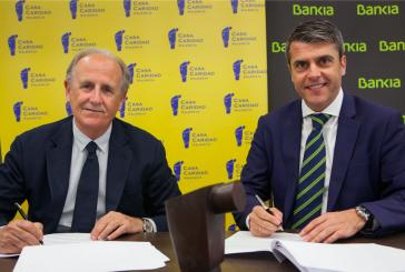 Bankia sufraga con 55.000 euros las comidas de Casa Caridad durante un mes