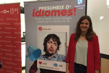 Cursos de idiomas gratis y contratos laborales, entre las medidas contra el paro juvenil en València