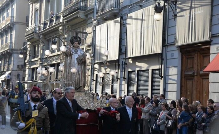 GALERÍA| Las mejores imágenes de la procesión a San Vicente Ferrer, por Artur Part