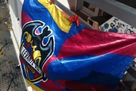 GALERIA  #BalconsGranotes para decorar el ascenso del @LevanteUD