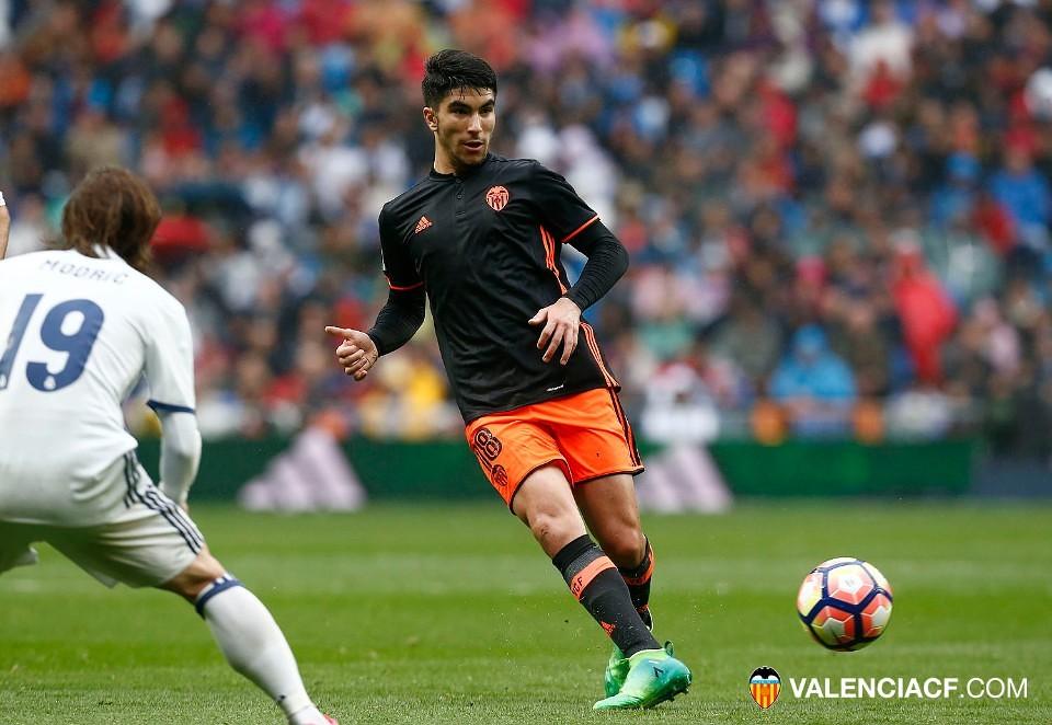 Un buen Valencia compite pero sale derrotado del Bernabeu, por @JordiSanchiss