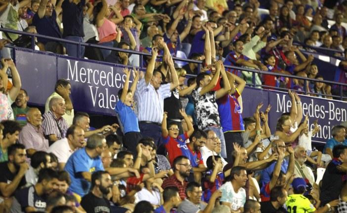 @LevanteUD| Orriols, a 3.000 entradas de colgar el cartel de lleno ante el Oviedo