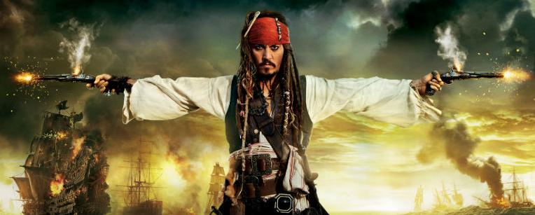 Hackers roban a Disney la película 'Piratas del Caribe 5' y piden un rescate por no difundirla