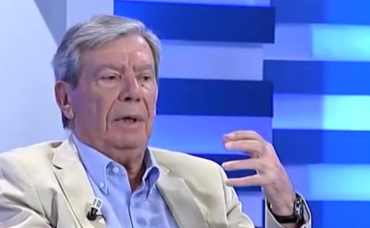El ex ministro Corcuera abandona el PSOE