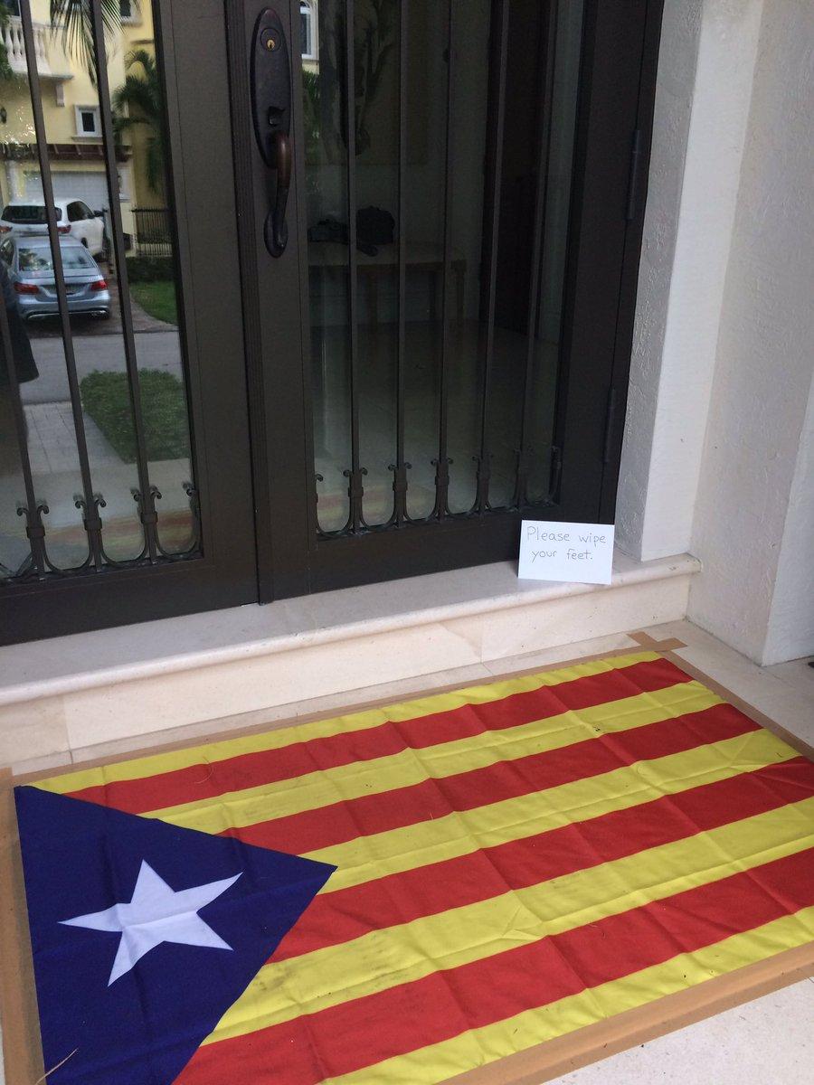 """El golfista Gonzalo Fernández: """"Vosotros pitáis nuestro himno una vez al año. Yo utilizo vuestra bandera de felpudo a diario"""""""