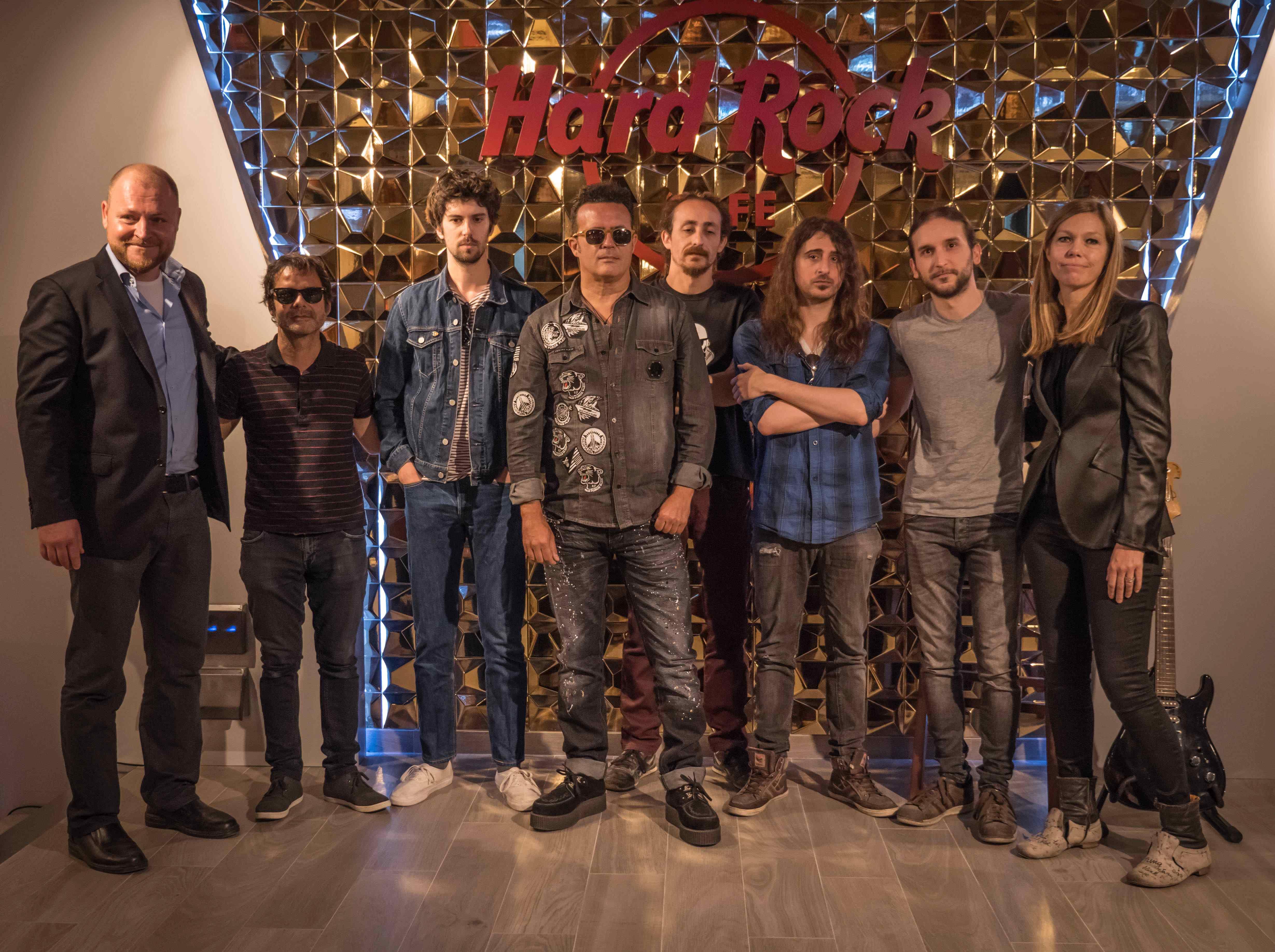 GALERÍA| Así es el nuevo restaurante de Hard Rock Café en València