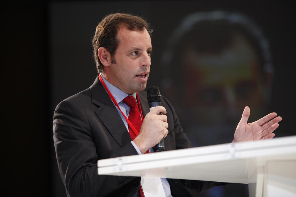 Detenido el ex presidente del Barcelona Sandro Rosell en una operación contra el blanqueo de comisiones irregulares con Brasil