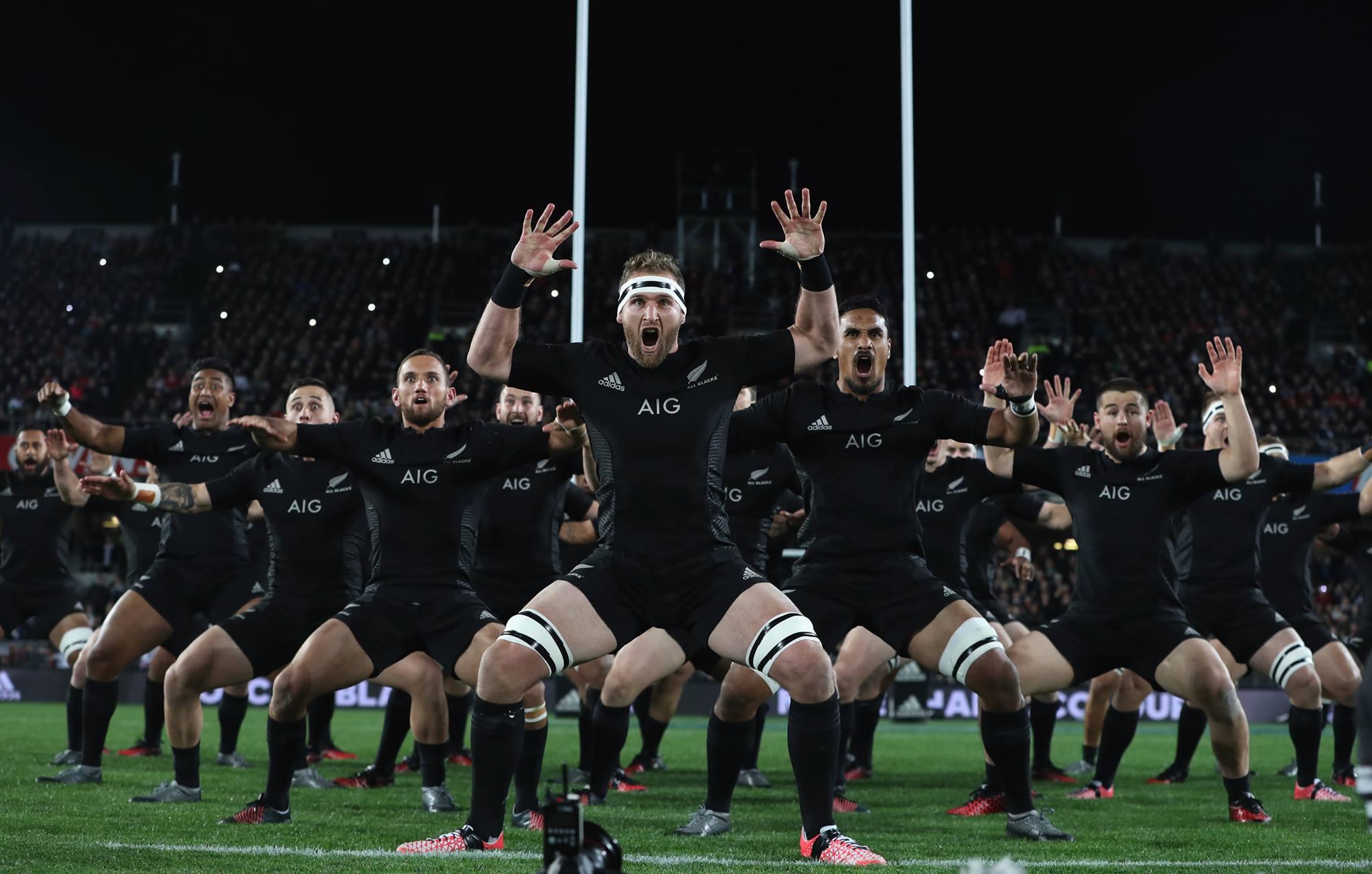 Los 'All Blacks' de Nueva Zelanda, Premio Princesa de Asturias del Deporte 2017