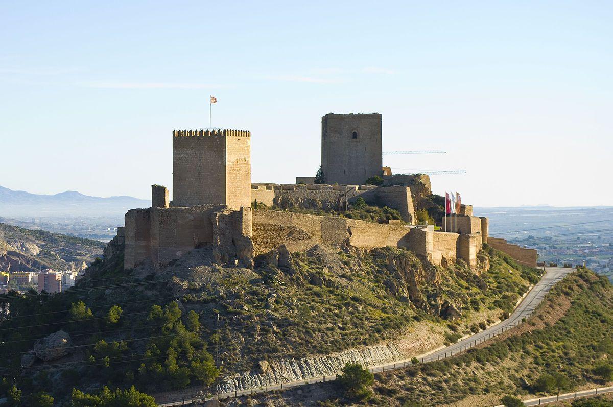 OCIO| El Castillo de Lorca se llenará de música este verano