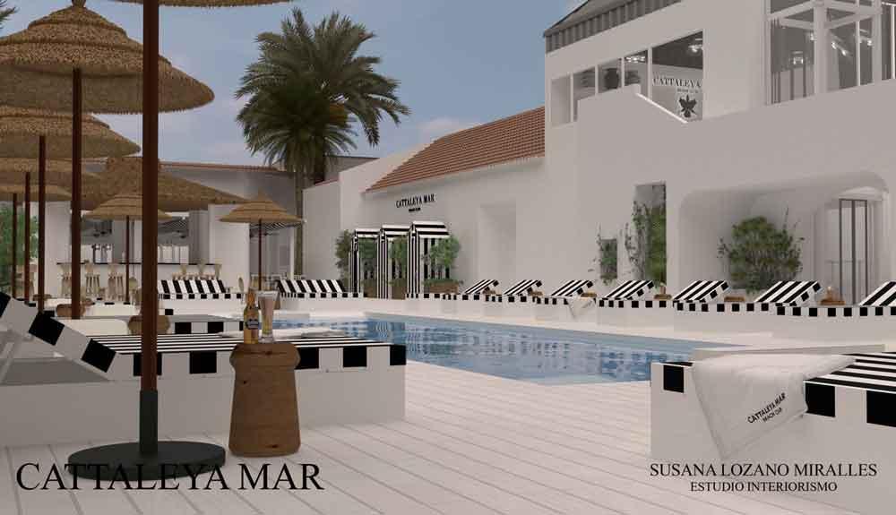La Playa de El Puig tendrá un nuevo 'Beach Club' a partir de la Noche de San Juan