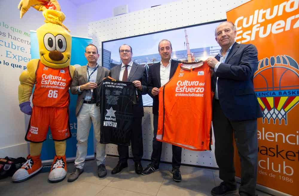 Txus Vidorreta, presentado como nuevo entrenador del @valenciabasket