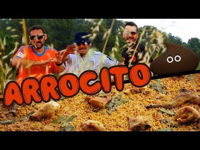 VÍDEO  'Arrocito', la parodia valenciana de 'Despacito' que triunfa en las redes