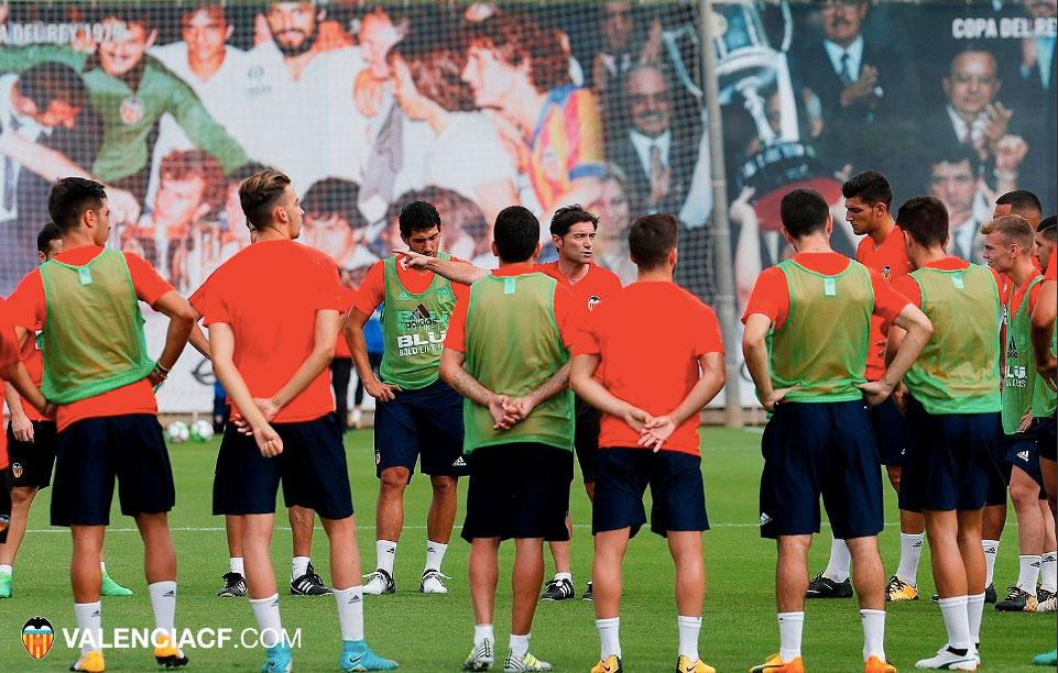 CALENDARIO| La Palmas, Real Madrid y Atlético, fuerte inicio para el @ValenciaCF