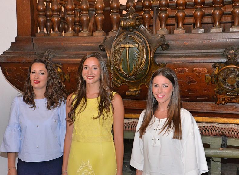 #Preseleccions18| Conoce cómo son Patricia, Marta y María, las candidatas del sector Algirós