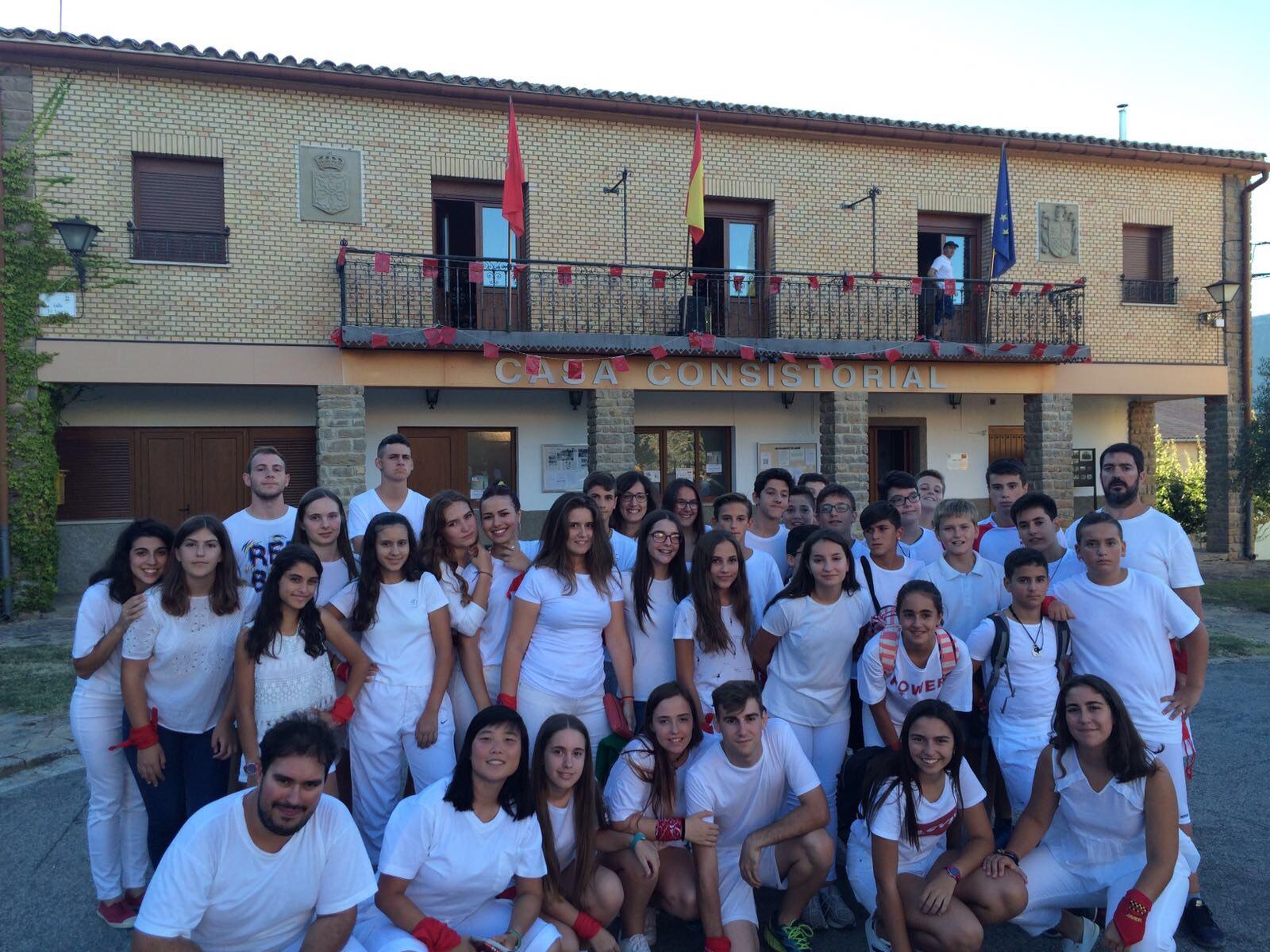 60 niños y jóvenes han participado en los campamentos de verano de San Javier