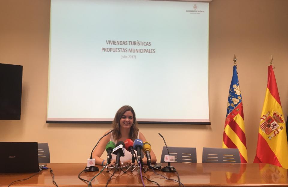 València detecta 2.429 viviendas turísticas sin regular en la ciudad