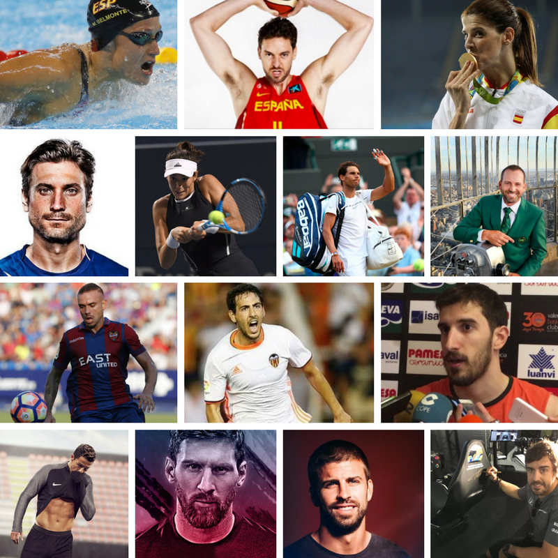 El mundo del deporte se vuelca con #Barcelona tras los atentados