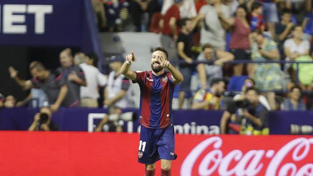 """""""El @LevanteUD sigue de dulce"""", por Dani Hermosilla (1-0)"""