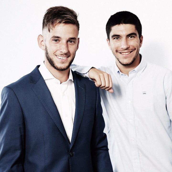 La marca española Makarthy vestirá con un 'look casual' al @ValenciaCF