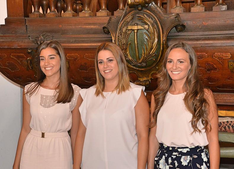#Preseleccions18| Ellas son Mireia, Gema y Ana, las candidatas del sector Zaidía