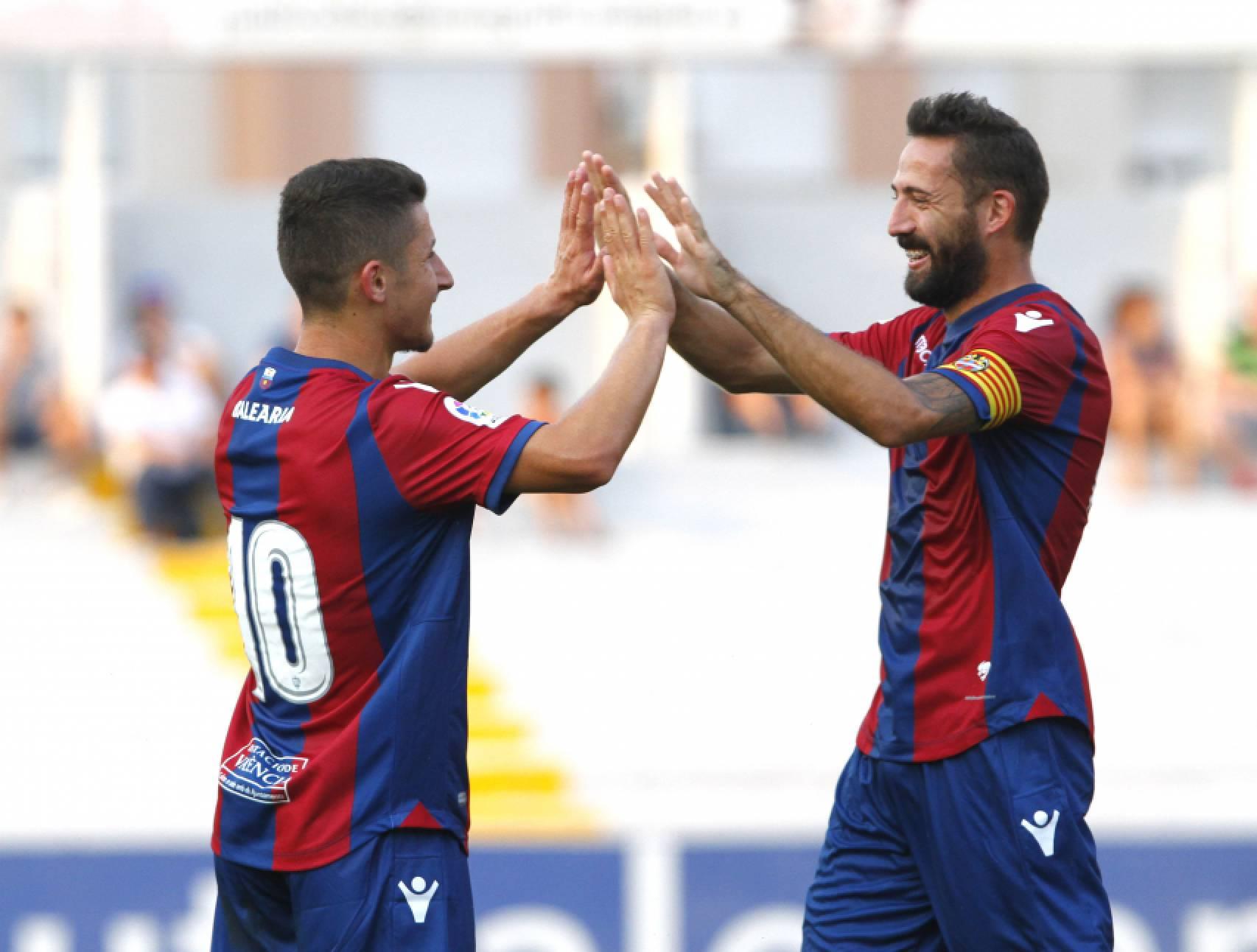 LEVANTE UD| Relación de dorsales de la plantilla para esta temporada