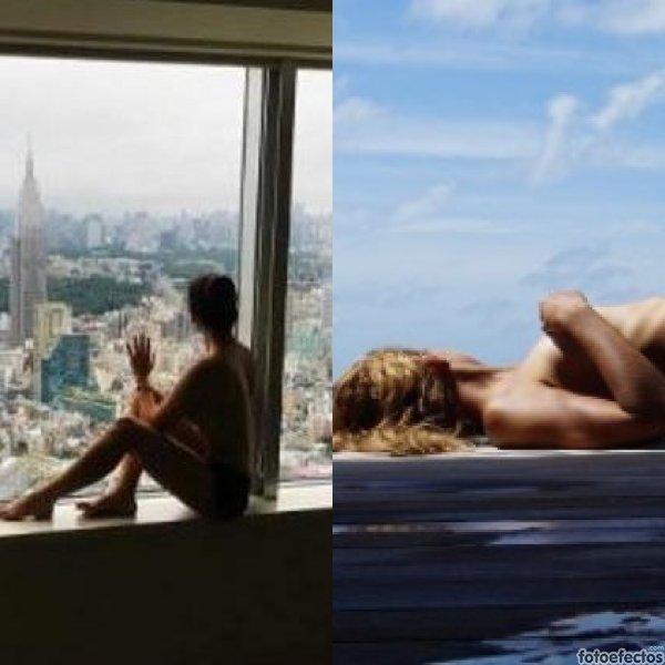 Los desnudos de Cristina Pedroche y Alba Carrillo encienden las redes sociales