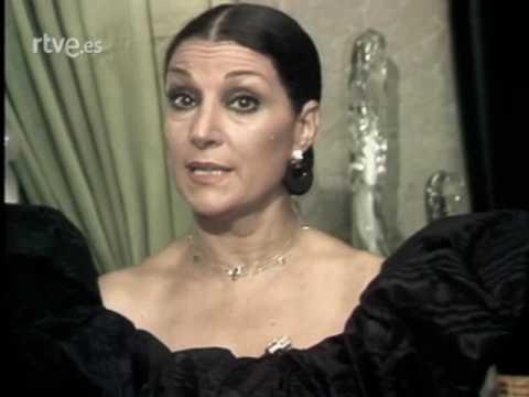 Fallece la cantante y actriz Nati Mistral a los 88 años