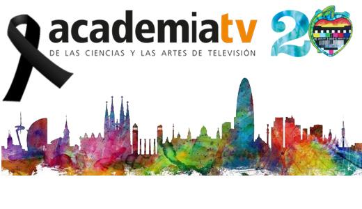 Comunicado de la Academia de Televisión sobre la cobertura de los atentados de Barcelona