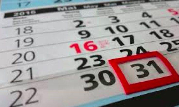 Calendario Laboral Javea 2020.Aprobado El Calendario Laboral Para 2020 En La Comunitat Valenciana
