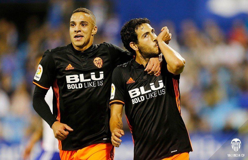 Rodrigo Parejo Copa Valencia CF