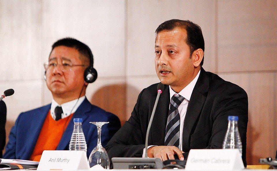 discurso anil murthy junta general
