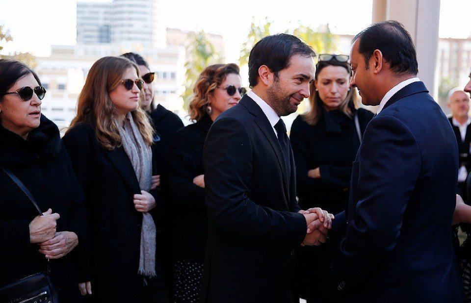 entierro Jaume Ortí