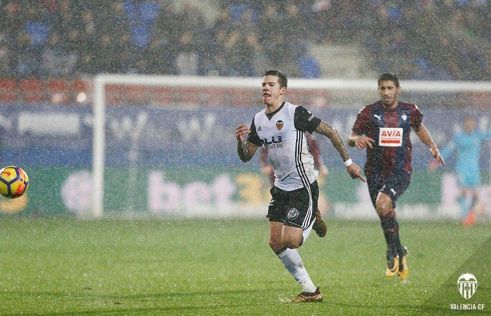 Derrota Valencia Eibar